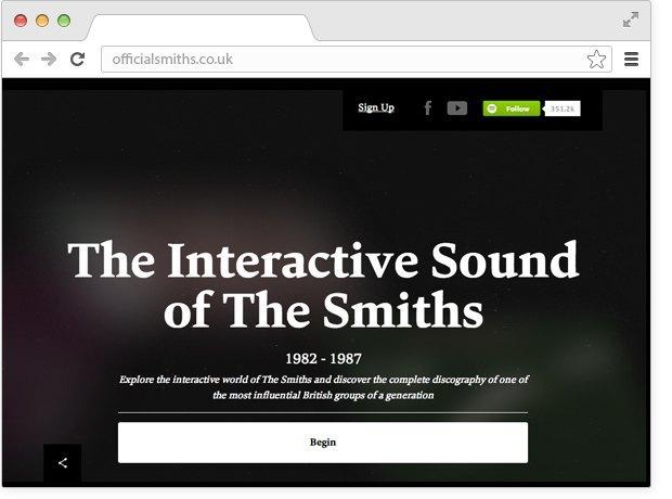Сайт TheSmiths, первоапрельские розыгрыши всети иистория «ВКонтакте» вemoji. Изображение № 3.