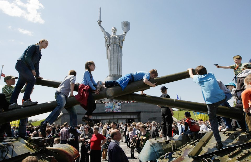 Камера наблюдения: Киев глазами Константина Черничкина. Зображення № 2.