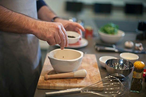 Шеф дома: Том ям и сашими из тунца Геннадия Иозефавичуса. Изображение № 78.