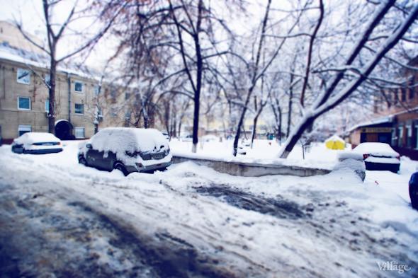 Белым по серому: Итоги снежного января в Киеве. Зображення № 15.