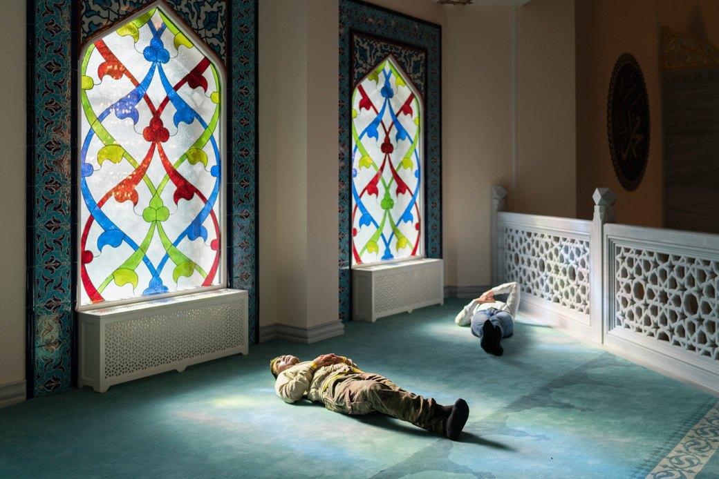 80-метровые минареты иместо для 10тысяч верующих — как выглядит Московская Соборная мечеть. Изображение № 15.