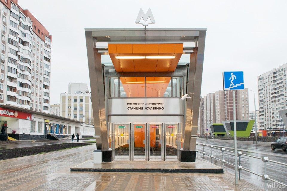 Фото дня: Новые станции метро «Лермонтовский проспект» и «Жулебино». Изображение № 15.