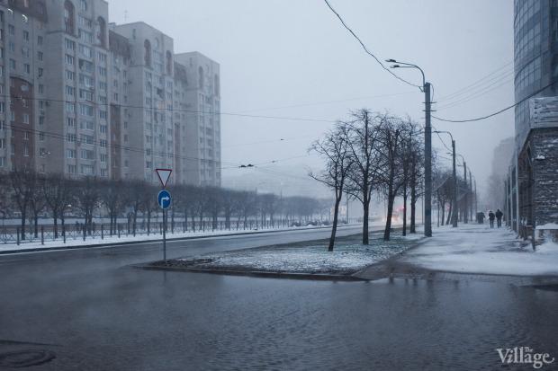 Фоторепортаж: Прорыв труб на «Приморской». Изображение № 13.