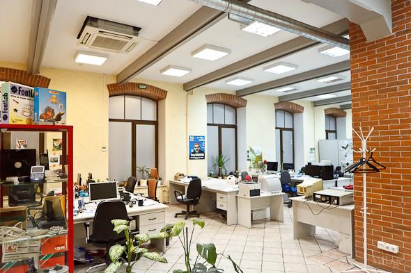 Офис недели (Петербург): DataArt. Изображение № 19.