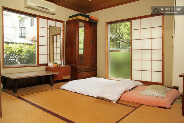 Комната в Токио, 25 долларов за ночь. Изображение № 6.