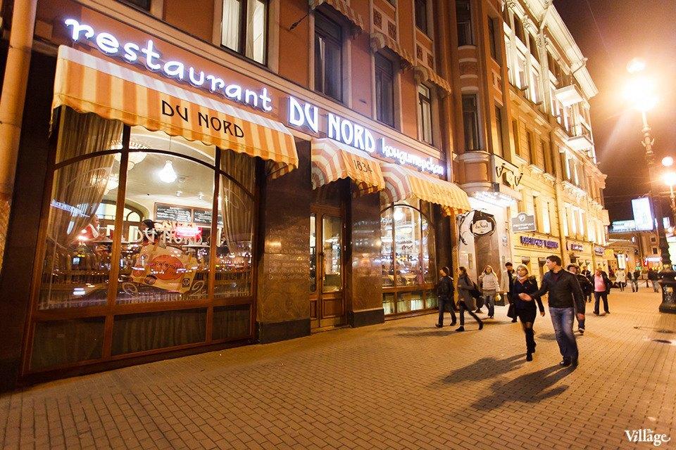 От заката до рассвета: 24 места, где можно поесть ночью в Петербурге. Изображение № 10.