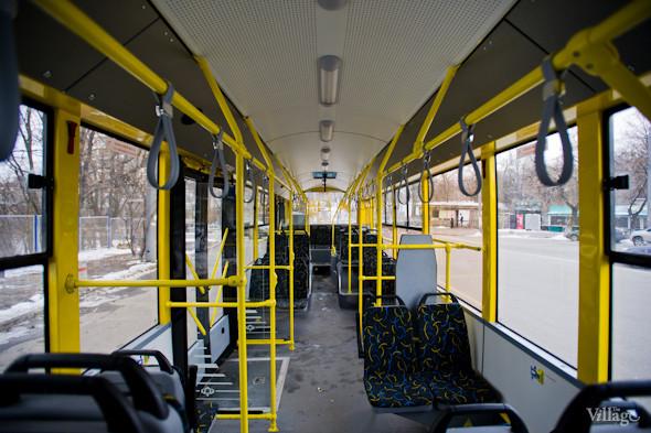 В Киеве запустили сто новых автобусов и троллейбусов. Изображение № 5.