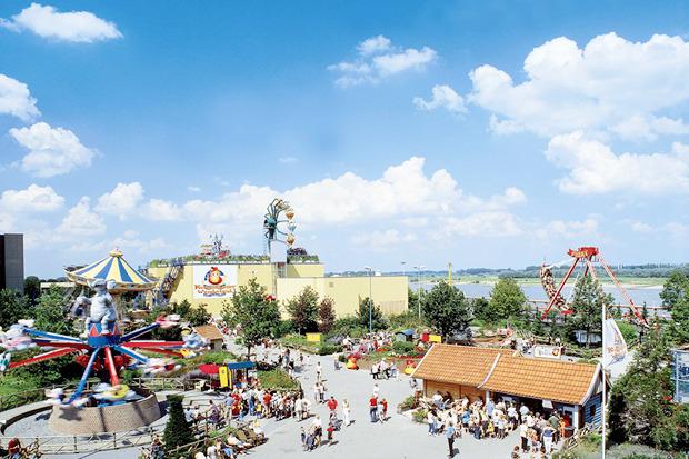 Идеи для города: Парк развлечений в атомной станции. Изображение № 18.