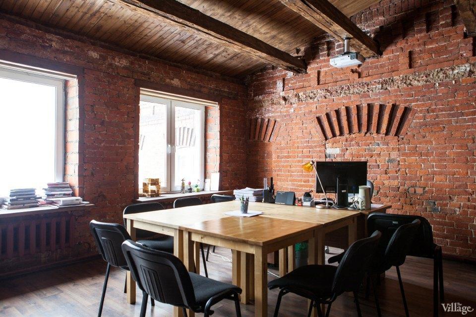 Избранное: 9 офисов виндустриальном стиле . Изображение №8.