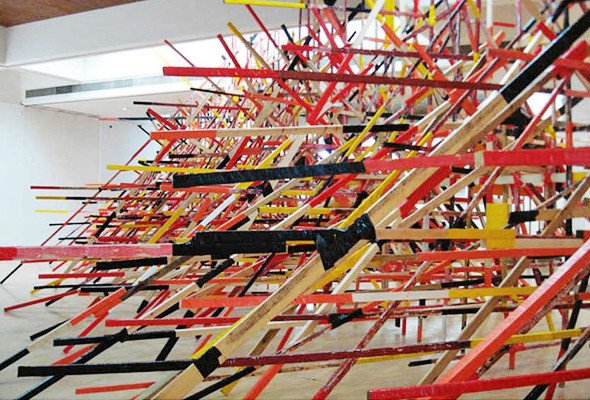 Arsenale 2012: Филлида Барлоу — о биеннале и своих работах. Зображення № 7.