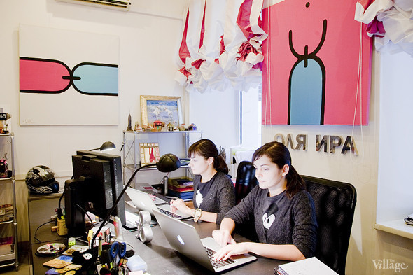 Офис недели: Sundukovy Sisters (Москва). Изображение № 24.