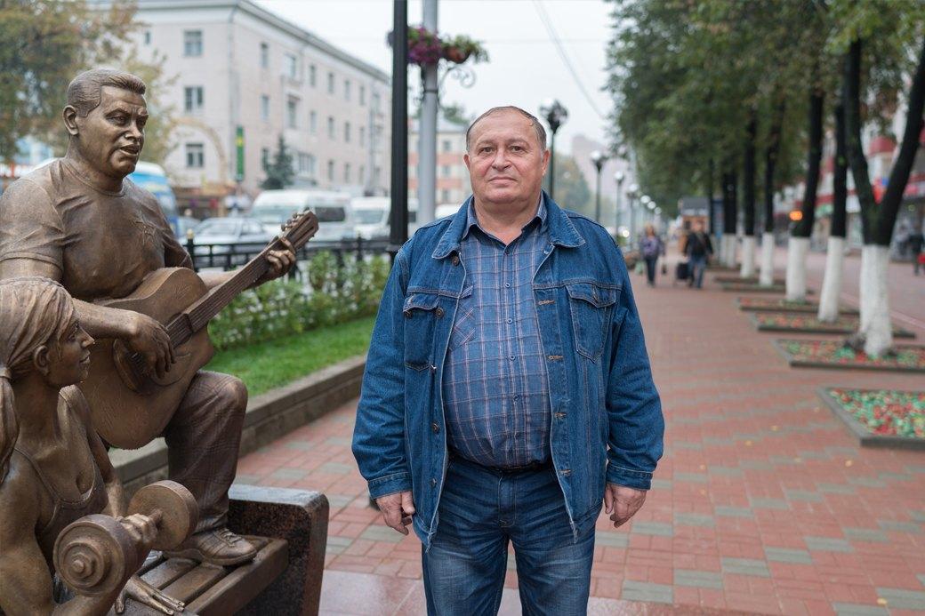 «Какая разница — Ленин или Расторгуев?»: Люберчане опамятнике группе «Любэ». Изображение № 3.