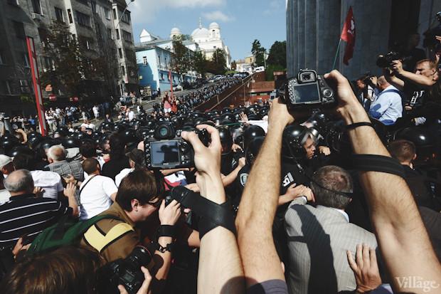 Copwatch: Действия милиции возле «Украинского дома». Зображення № 35.