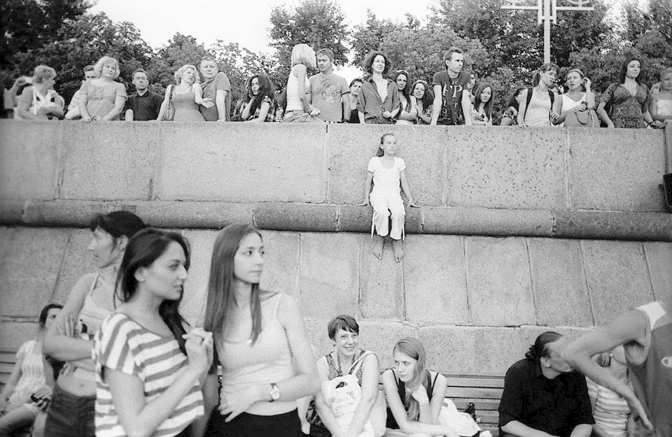 Камера наблюдения: Москва глазами Натальи Колесниковой. Изображение № 9.