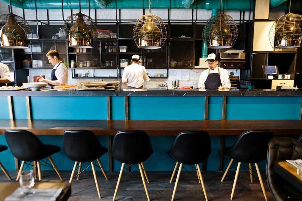 15 Kitchen+Bar. Изображение № 2.