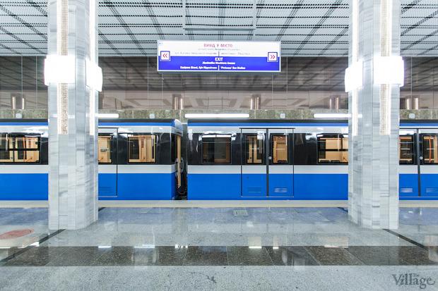 Фоторепортаж: В Киеве открыли новую станцию метро. Зображення № 20.