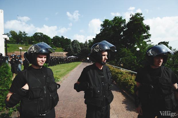 Copwatch: Действия милиции возле «Украинского дома». Зображення № 8.