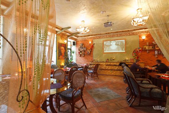 Новое место (Петербург): Вегетарианская кофейня «Фрида». Изображение № 17.