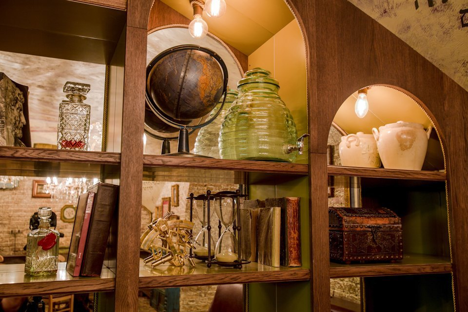 Ресторан ибар Mitzva bar. Изображение № 9.