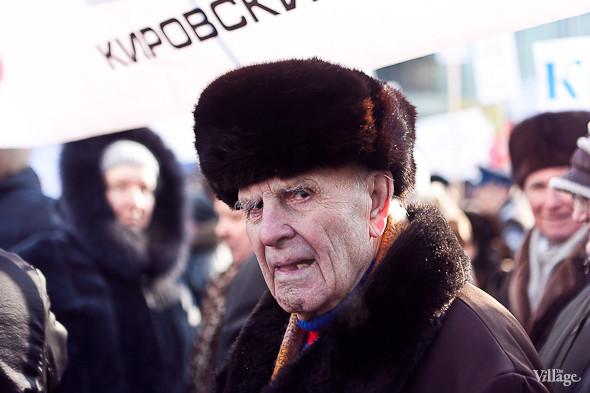 Фоторепортаж: Митинг в поддержку Путина в Петербурге. Изображение № 36.
