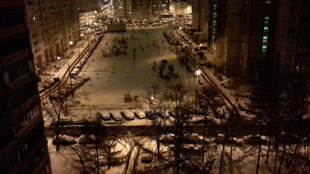 Зима в Москве. Изображение № 1.