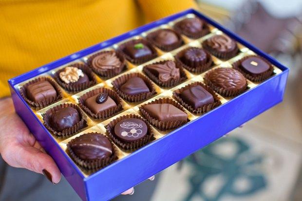 На 1-й Тверской-Ямской открылся шоколадный бутик Debauve & Gallais. Изображение № 6.