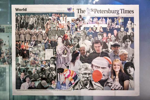 В PinchukArtCentre выставили «Толпу» Жанны Кадыровой. Зображення № 3.