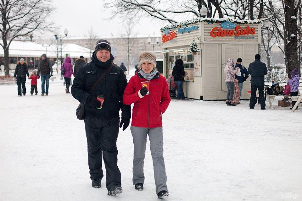 Фоторепортаж: Уличная еда взимней Москве. Изображение № 6.