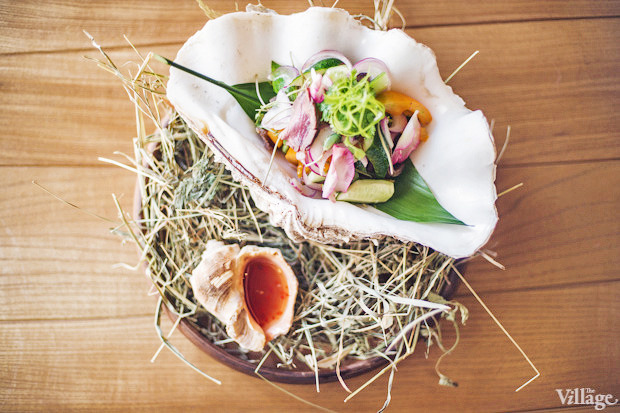 Тайский салат с телятиной и овощами - 95 грн.. Изображение № 47.