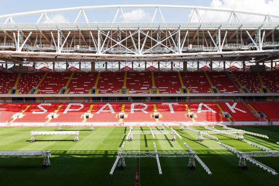 Стадион «Спартака». Изображение № 5.