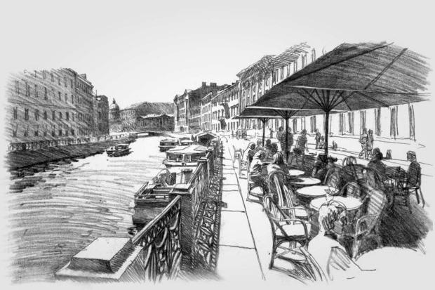 Перестройка: 5 проектов квартала вокруг Конюшенной площади. Изображение № 27.
