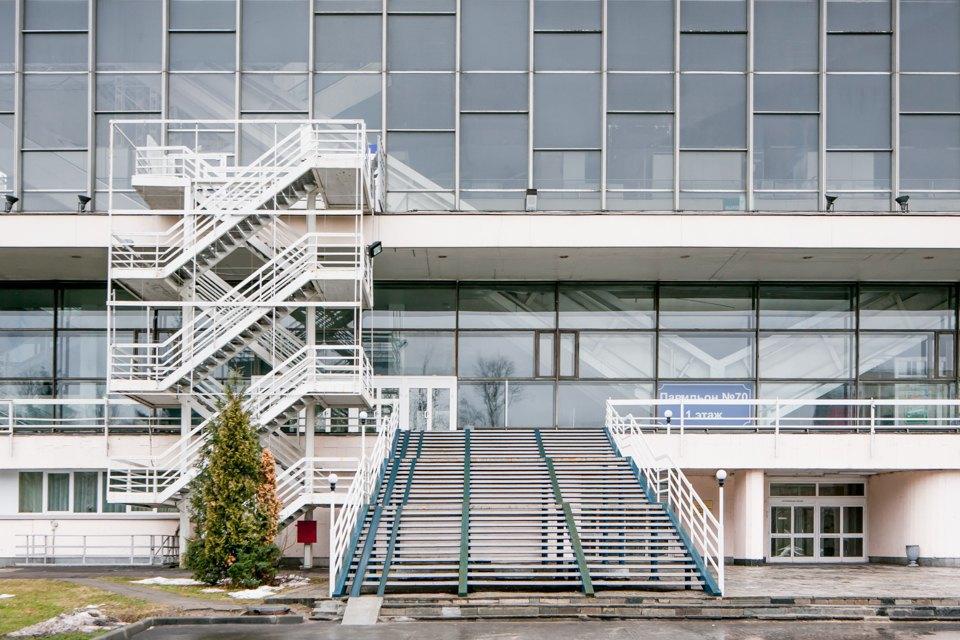 Архитектор Андрей Стенюшкин— омонреальском павильоне наВДНХ. Изображение № 4.