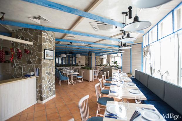 Новое место (Киев): Ресторан «Баркас. Рыба и вино». Изображение № 23.