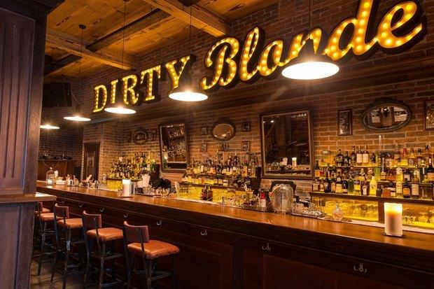Рестораны «Mr.Ливанец» иMØS, пивной бар имагазин «Главпивмаг», коктейльный бар DirtyBlonde. Изображение № 3.