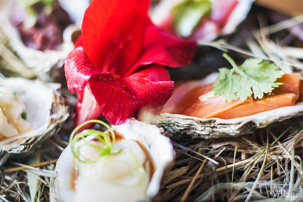 Ассорти из тартара и сашими — 262 грн.. Изображение № 45.
