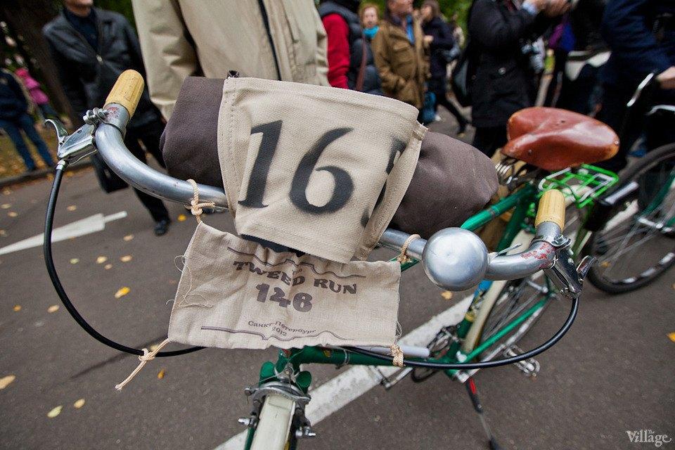 С твидом на город: Участники велопробега Tweed Ride о ретро-вещах. Изображение № 31.