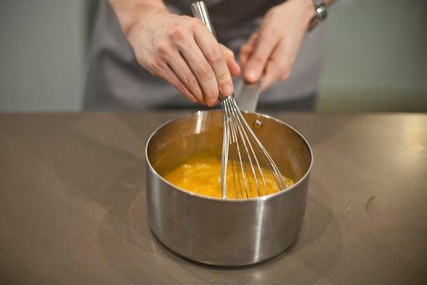 Шеф дома: Ягненок, хумус иоблепиховый десерт шефа «Стрелки». Изображение № 111.