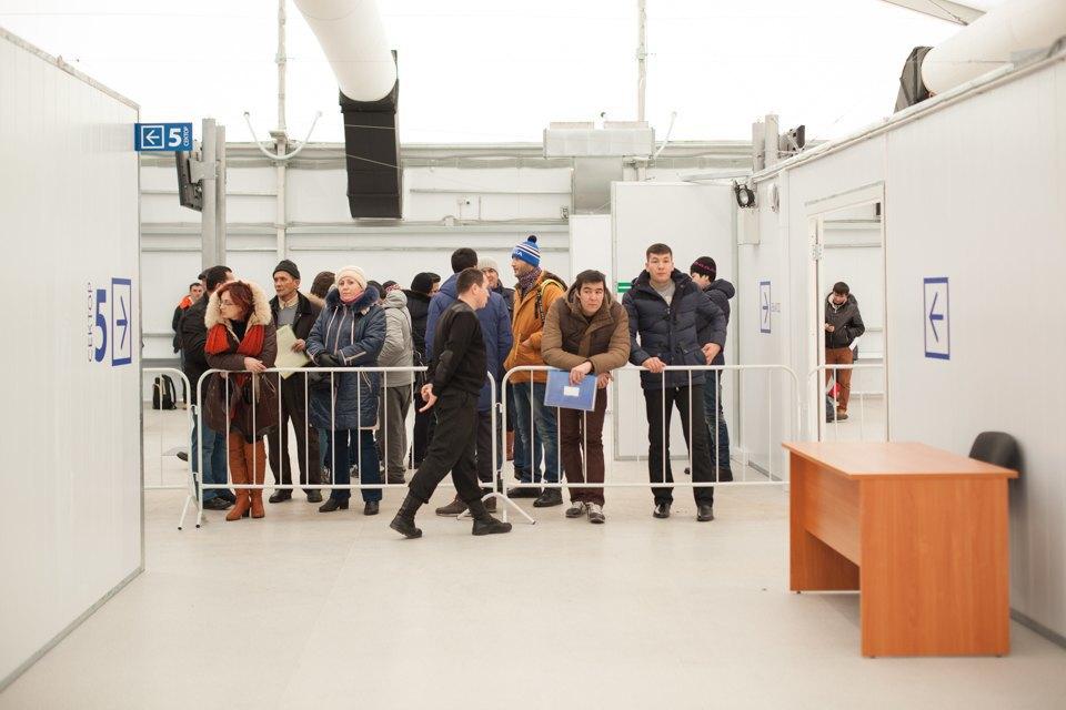 Без клетки: Как устроен единый миграционный центр вНовойМоскве . Изображение № 11.