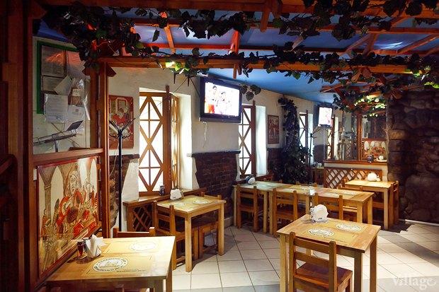 Все свои: Пельмени-бар наКронверкском проспекте. Изображение № 6.