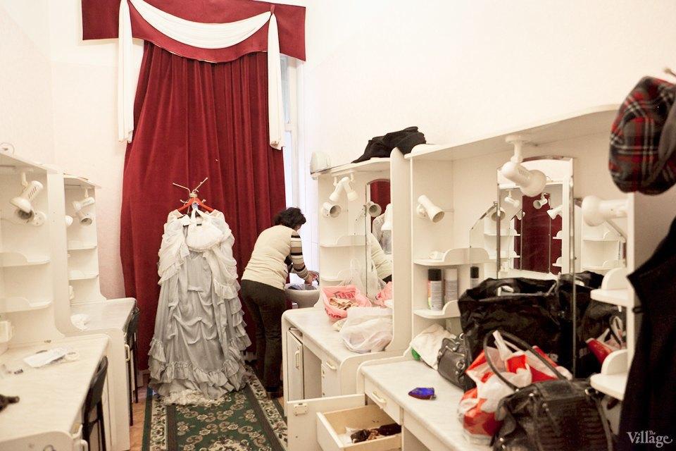 Фоторепортаж: Вторая сцена Мариинского театра изнутри. Изображение № 52.