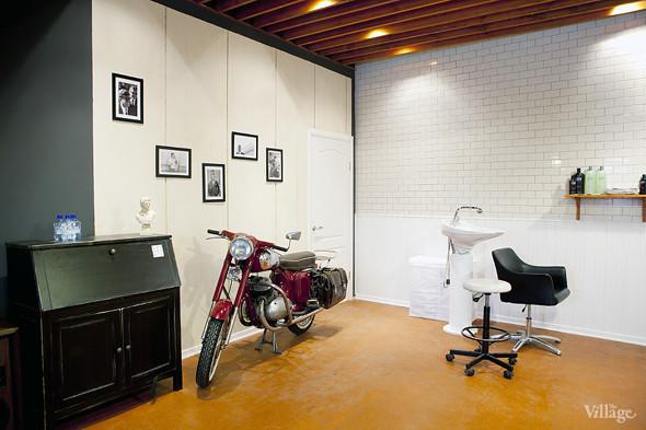 Новое место: Мужская парикмахерская Chop-Chop. Изображение № 2.