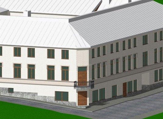 Визуализация разрушенного квартала. Изображение № 7.