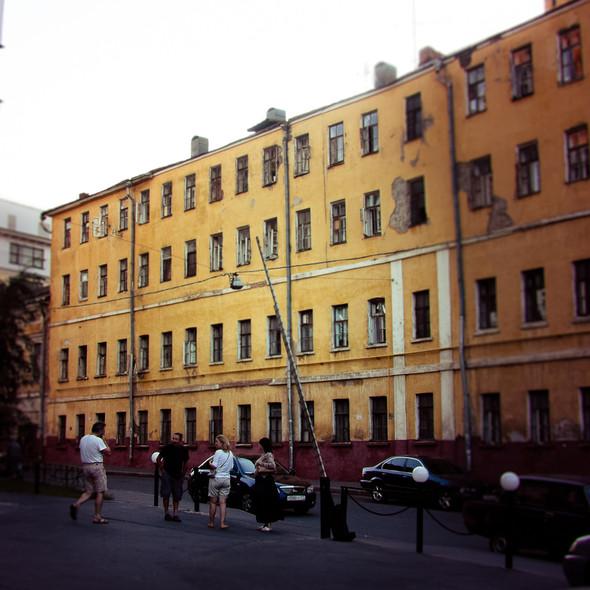 В зоне риска: Жилой дом в Большом Саввинском переулке. Изображение № 1.
