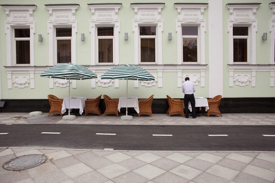 Обновлённая Пятницкая улица. Изображение № 21.