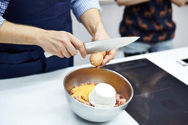 Шеф дома: Смэш-бургер и хиро-сэндвич Федора Тардатьяна. Изображение №4.