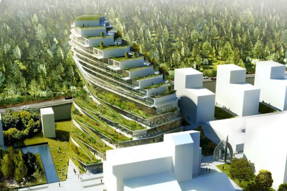 Прямая речь: Датчанин Ким Нильсен о зелёной архитектуре. Изображение № 20.