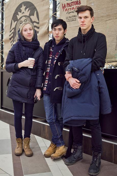 Люди в городе: Первые посетители Starbucks вСтокманне. Изображение №24.