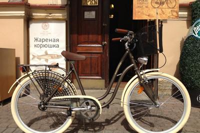 Городские байки: 4 новых велопроката в Петербурге. Изображение №2.