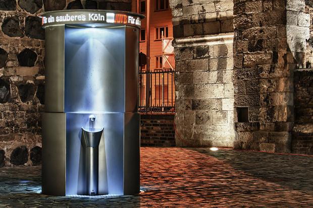 Идеи для города: Ночные туалеты-лифты. Изображение № 9.