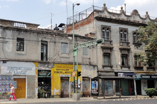 Рома, район стартапов в храмахМехико . Изображение № 5.